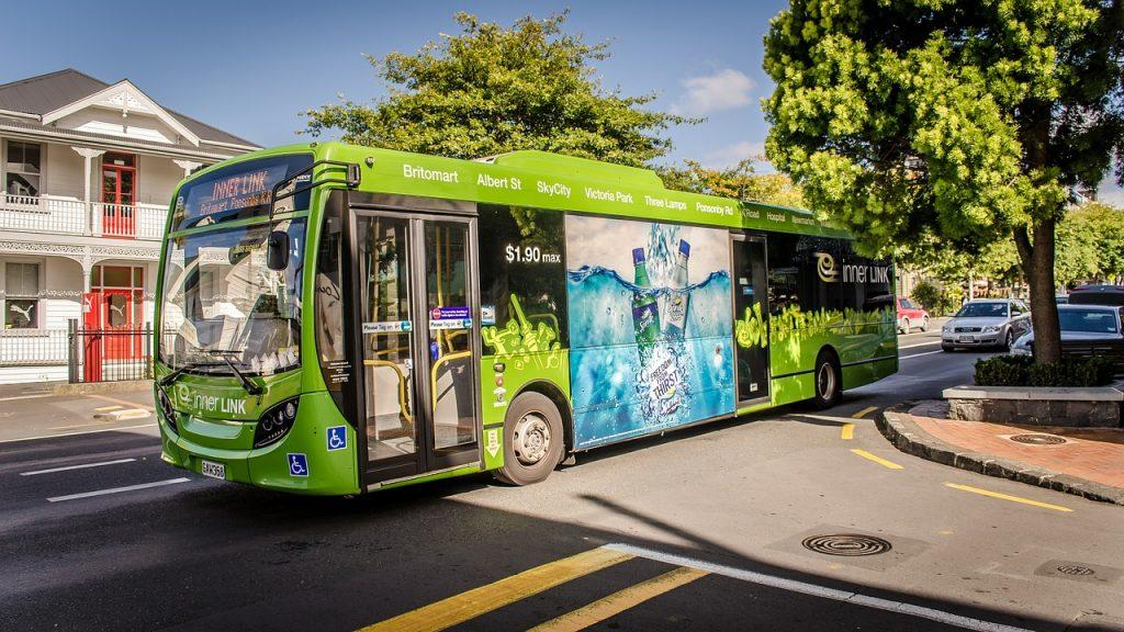 Busfahrer im Personenverkehr