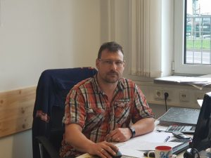 Inhaber der Fahrschule Stoy: Ronald Stoy